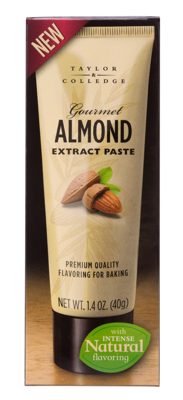 Gourmet Almond Extract Paste - Taylor and Colledge