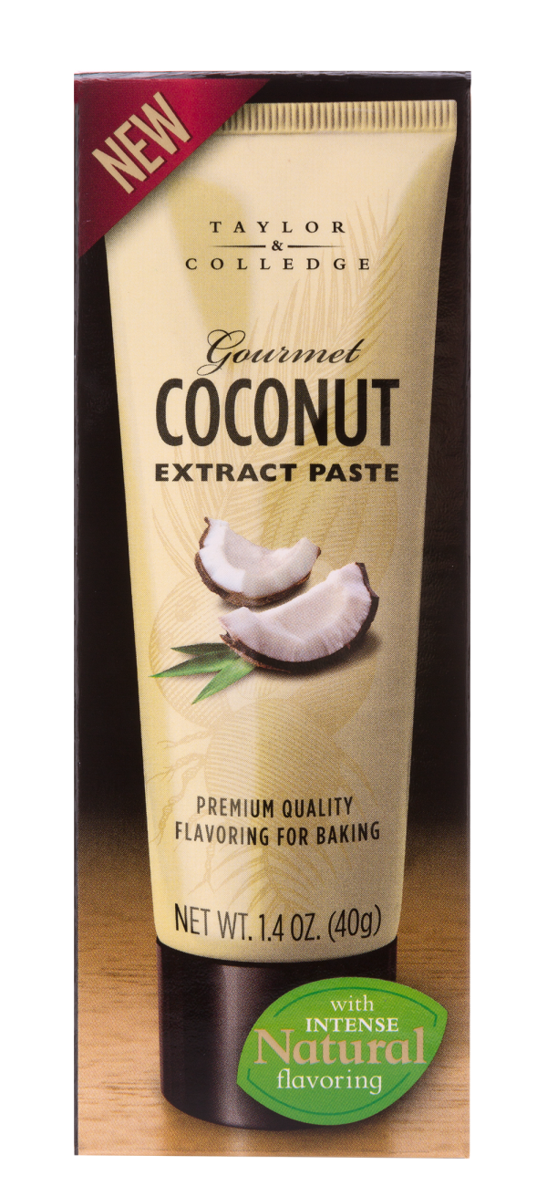 Coconut Extract Box - Taylor and Colledge
