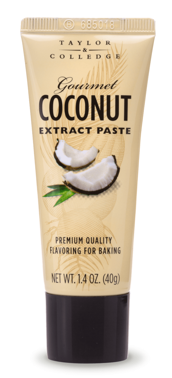 Gourmet Coconut Extract Paste - Taylor and Colledge