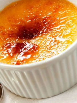 Creme Brulee - Vanilla recipes - Taylor and Colledge