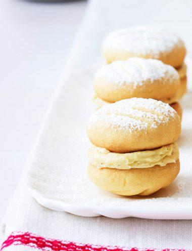 Vanilla bean melting moments - Vanilla recipes - Taylor and Colledge
