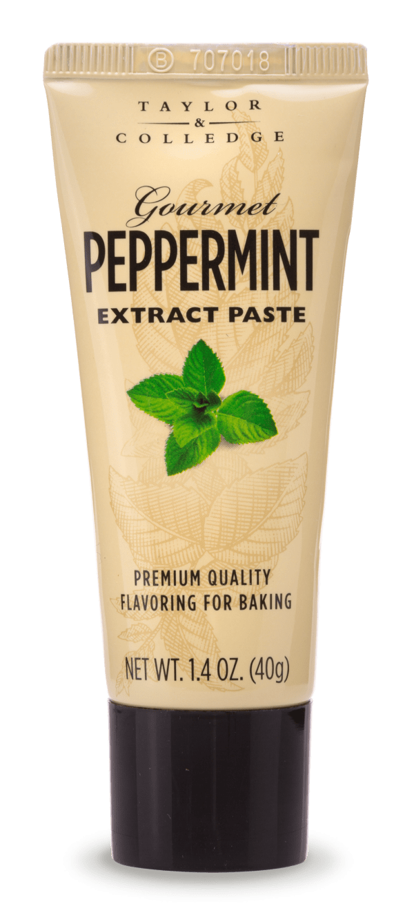 Gourmet Peppermint Extract Paste - Taylor and Colledge
