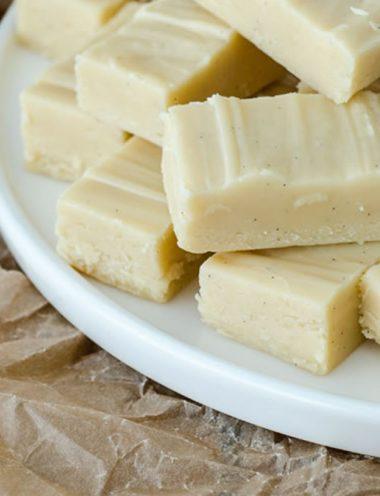 Vanilla Fudge - Vanilla recipes - Taylor and Colledge